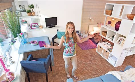 einrichtungsideen f 252 rs erste appartement holzarbeiten - Appartement Einrichtungsideen