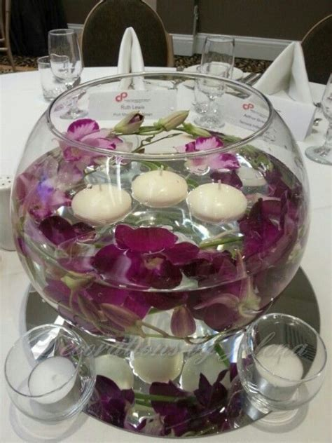 10 Best images about Fish Bowl Centerpiece Ideas on