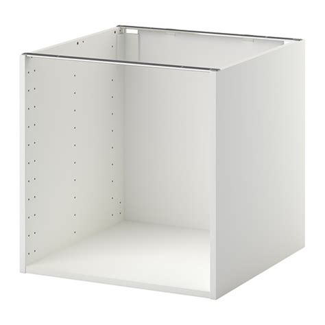 Ikea Schubladen Korpus by Metod Korpus Unterschrank Wei 223 60x60x60 Cm Ikea