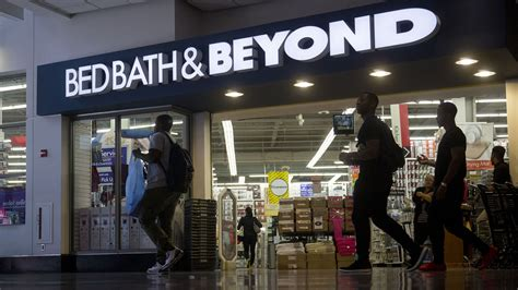 Bed Bath And Beyond Stock Price by One Reason Why Bed Bath Beyond Has Problems Competing