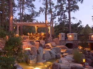 Outdoor Landscaping Lights Lighting Tips For Every Room Hgtv