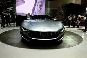 Models Of Maserati Photos Maserati Alfieri Concept 2016 From Article