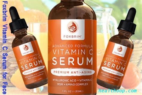 Serum Vit C Msi 10 best vitamin c serums read our reviews
