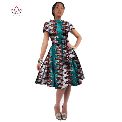 new women dress sashes jurken brand clothing african print dress for picture more detailed picture about wholesale