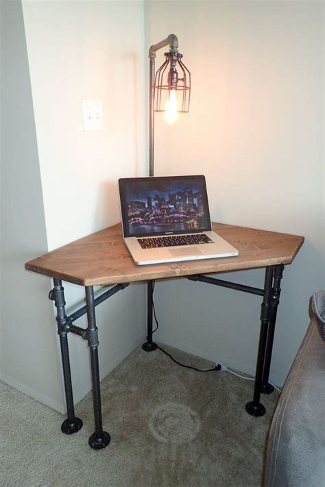 industrial corner desk 25 best ideas about hide computer cords on