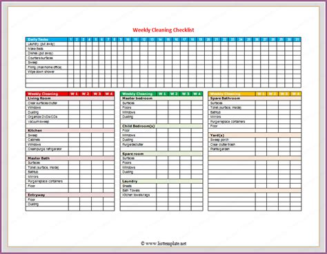 checkoff list templates kays makehauk co