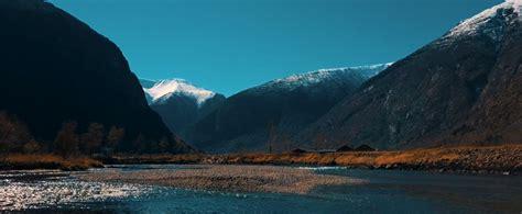 jak sprawdzil sie dron dji mavic pro na norweskim fiordzie