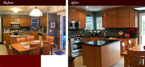 kitchen remodel ideas 2014 kitchen remodels before and after 2014 galley kitchen