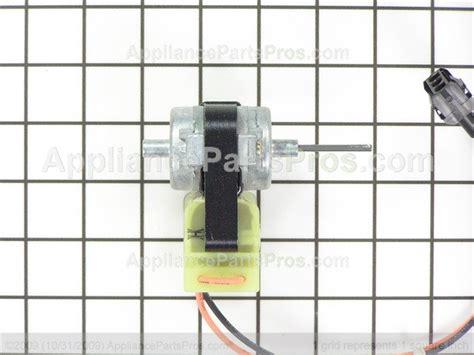 ge condenser fan motor cross reference ge wr60x10026 motor condenser fan appliancepartspros com