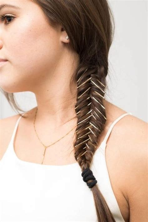 Easy Hairstyles Using Bobby Pins by 15 Best Of Hairstyles Using Bobby Pins