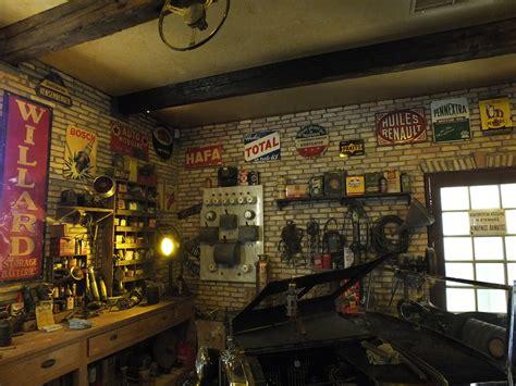 werkstatt wallpaper oldtimer car workshop retro wallpaper 4608x3456 627654