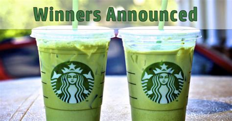 Starbucks Gift Card Via Facebook - winners announced starbucks 20 gift card giveaway free sweepstakes contests