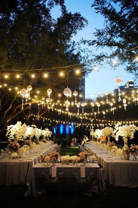 Ideas For Backyard Wedding Reception Outdoor Wedding Reception Ideas On Eweddinginspiration Eweddinginspiration
