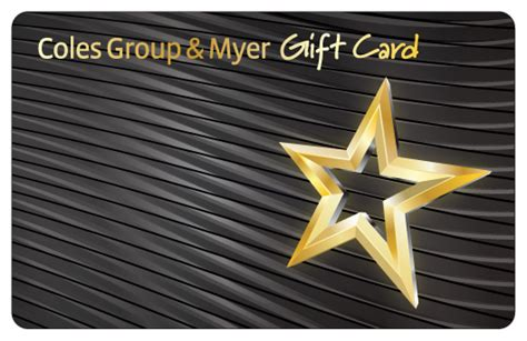 Coles Myers Gift Cards - win a 50 coles myer gift card national military vehicle museum