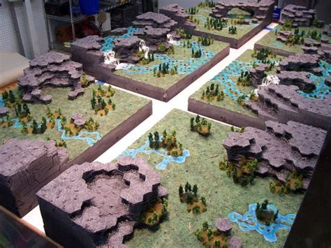 how to make 3d hexagon maps for axis allies miniatures 3 d hex maps