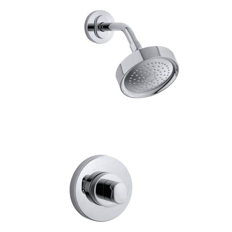 Kohler Oblo Faucet by Kohler Oblo Rite Temp 1 Spray 1 Handle Pressure Balancing
