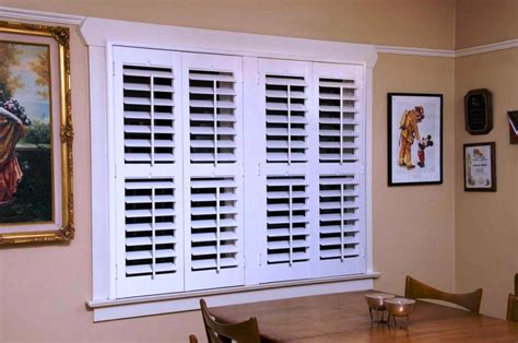 decorative wall shutters what you don t know about decorative interior shutters