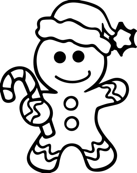 cute gingerbread man coloring page gingerbread man coloring pages for christmas christmas