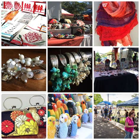 Handmade Markets Sydney - glebe artisans market sydney
