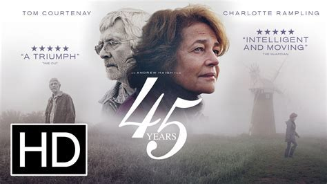 45 Years   Official Trailer   YouTube