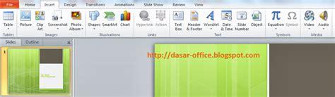 fungsi layout dalam powerpoint pengenalan dan penjelasan mengenai menu di powerpoint