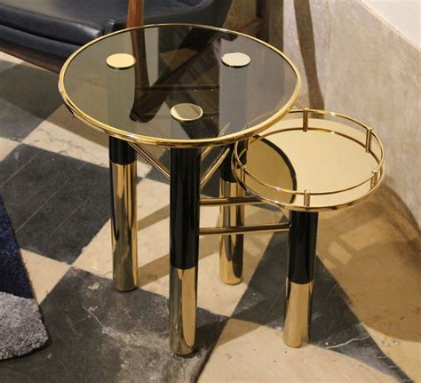 Copper Room Decor Essential Home Mid Century Furniture | konstantin side table essential home mid century