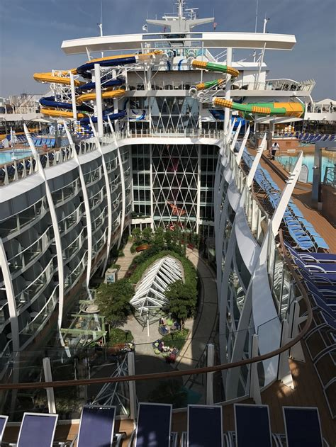 royal caribbean harmony of the seas ship on royal caribbean harmony of the seas cruise ship