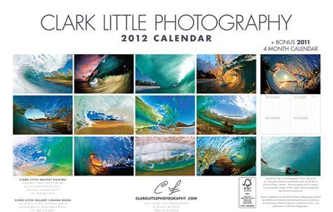 Clark Calendar Shorebreak Surf Photography By Clark The Inertia