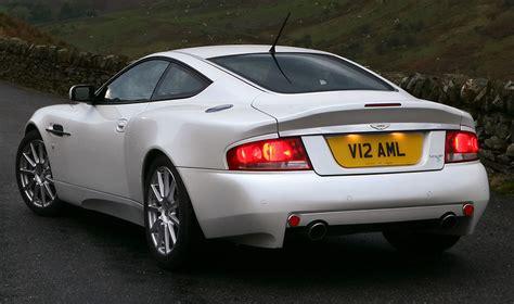2004 Aston Martin Vanquish by 2004 Aston Martin Vanquish S характеристики фото цена