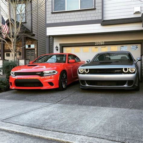 charger vs challenger hellcat 2015 dodge challenger srt hellcat and 2015 dodge charger