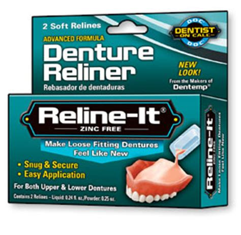 reline denture dentaldepot