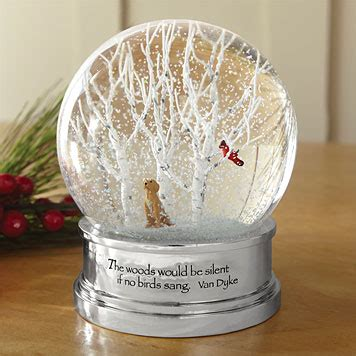 Globe Giveaways - snow globe baby shower favors home ideas design