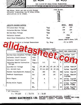 transistor bf494 equivalent ztx300 transistor datasheet 28 images mmbt2222a datasheet pdf stmicroelectronics datasheet