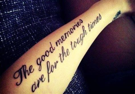 tattoo quotes on for arm motivational black quote tattoo on arm tattoomagz