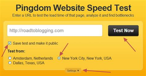 test website speed top 3 tools to check your website speed and performance