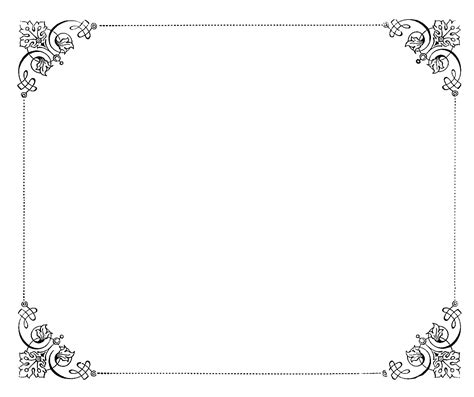 design frame paper 8 fancy paper border designs images fancy frame borders
