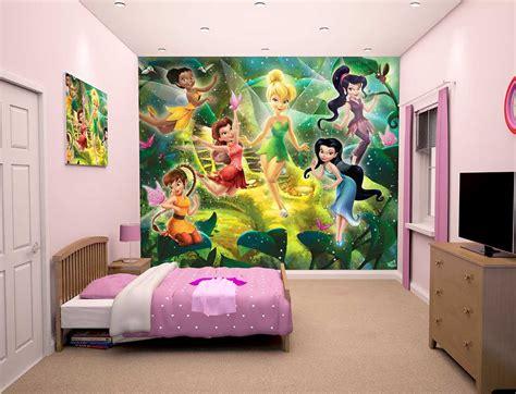 Wandtattoo Kinderzimmer Tinkerbell by Fototapete Kinderzimmer Disney Fairies Tinkerbell