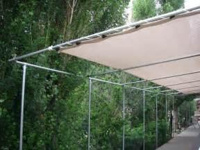 Patio Cover Using Pvc 25 Unique Tarp Shade Ideas On Small Backyard