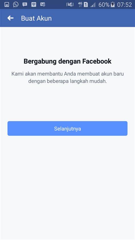 membuat akun facebook dari hp cara membuat akun facebook melalui hp maupun komputer terbaru