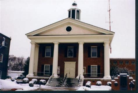 Shenandoah County Court Records Shenandoah County Courthouse