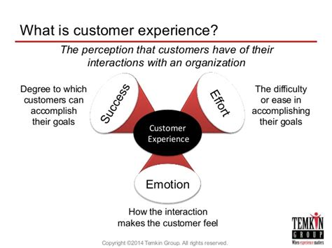 mastering the 4 customer experience competencies