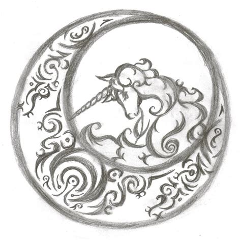 the last unicorn tattoo designs unicorn design by kayari of midnight on deviantart