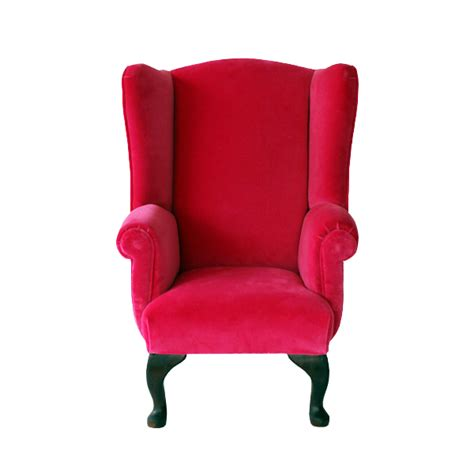 Childrens Chair by Child S Wing Chair Kingston Traditional Upholstery