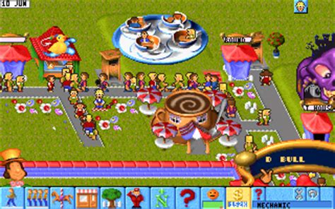 theme park game free download theme park old ms dos games download for free or play