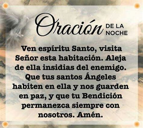 imagenes cristianas oracion de la noche 1000 images about oracion de la noche on pinterest dios