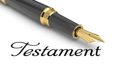 validità testamento guide sur le testament notari 233 au qu 233 bec soumissions