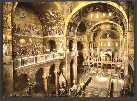 interno basilica san marco flash sul mondo di tutto di pi 249 la basilica di san