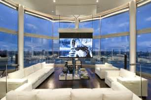 Modern Luxury Penthouses cbre report highlights london s penthouse demand