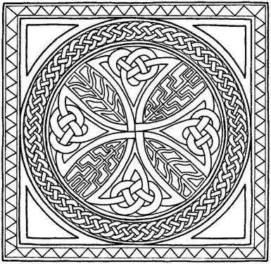 cross mandala coloring pages 17 best images about enchanted forrest on pinterest