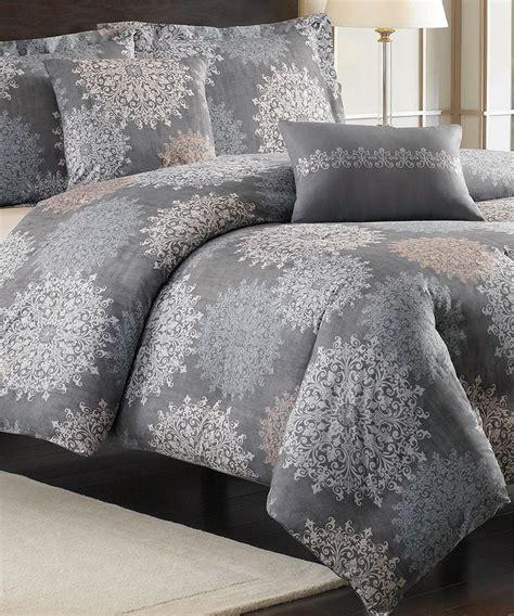 nicole miller bedding sets nicole miller new york cortina comforter set look at